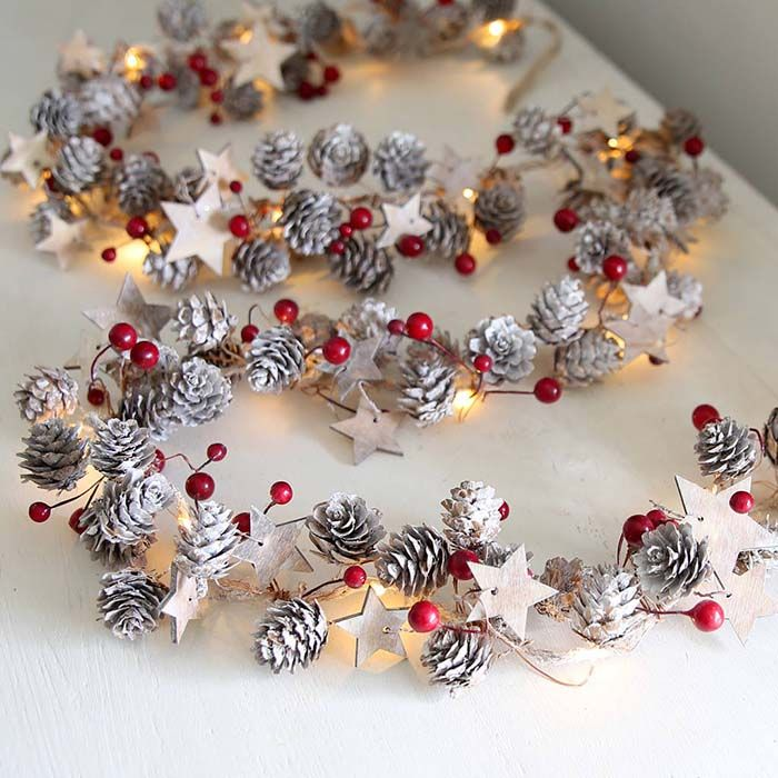 25 Beautiful Natural Christmas Decorations