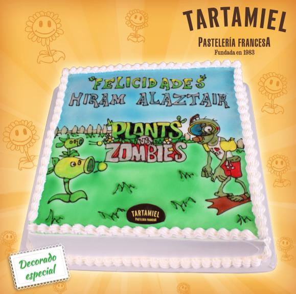 Zombies vs Plantas ...