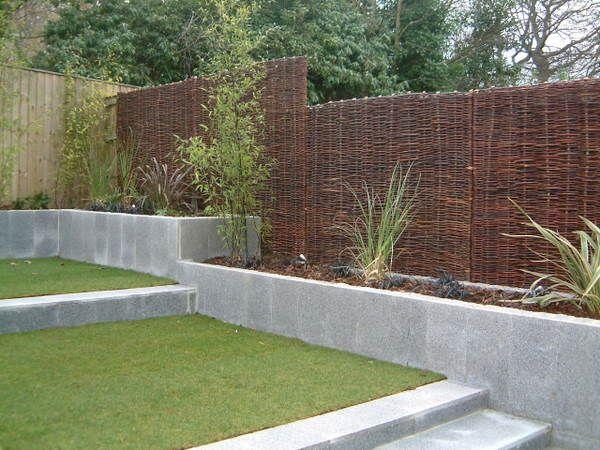 Modern split levelled entertaining area | Sloped garden ... on Split Garden Ideas id=70241