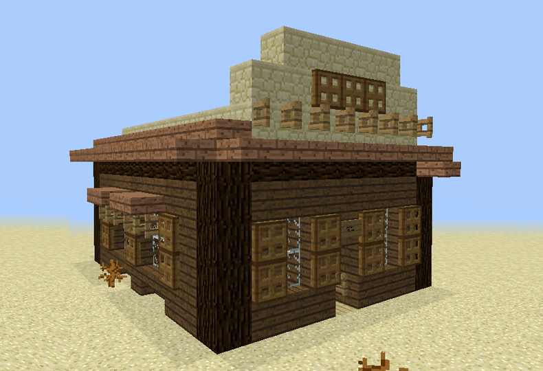 Wild West General Store Grabcraft Your Number One Source For Minecraft Buildings Blueprints Tips Ideas Minecraft Architecture Minecraft Minecraft Stores