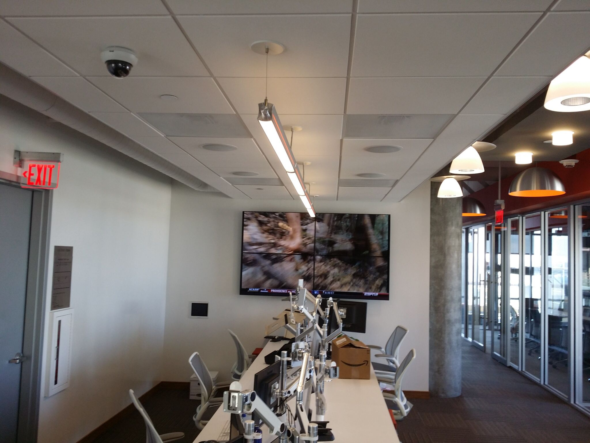office space lighting. the control group office space designer jdesignstudio radium2 linear light fixture lighting