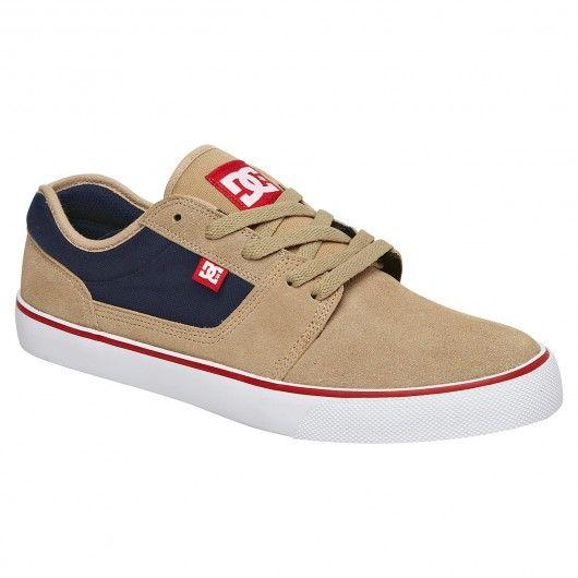 Navy Khaki Tonik Shoes Skateboard Hommes De Nkh Dc Chaussures cUCOawaW