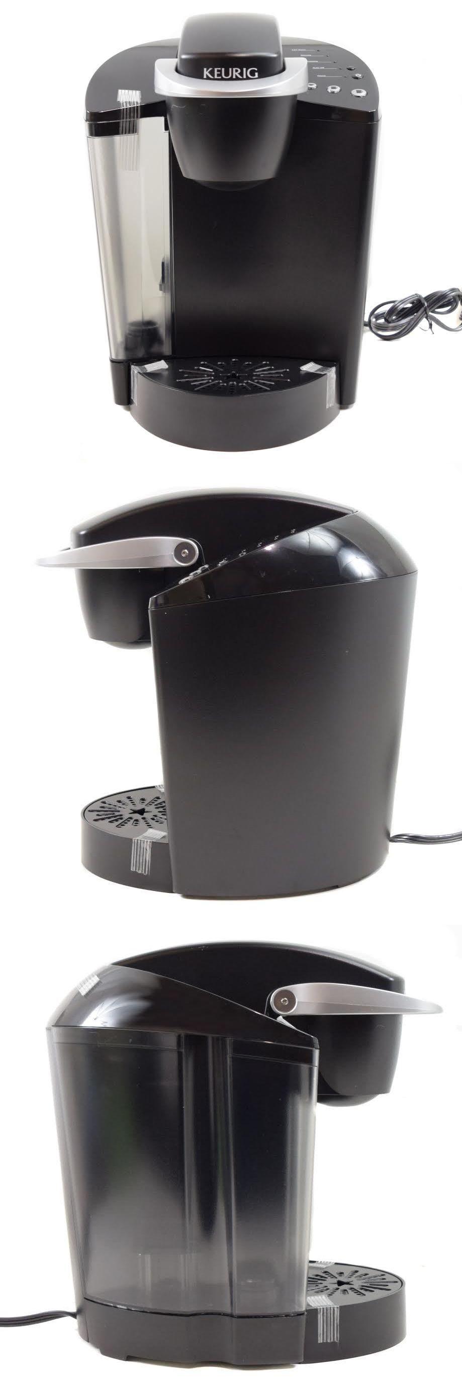 Filter Coffee Machines 184665 New Keurig B40 Black Elite