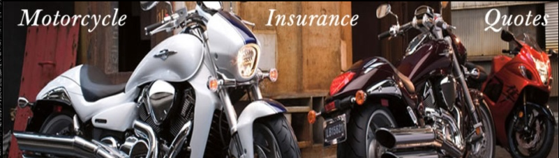 Find Cheap Motorcycle Insurance Quotes From Top Insurance