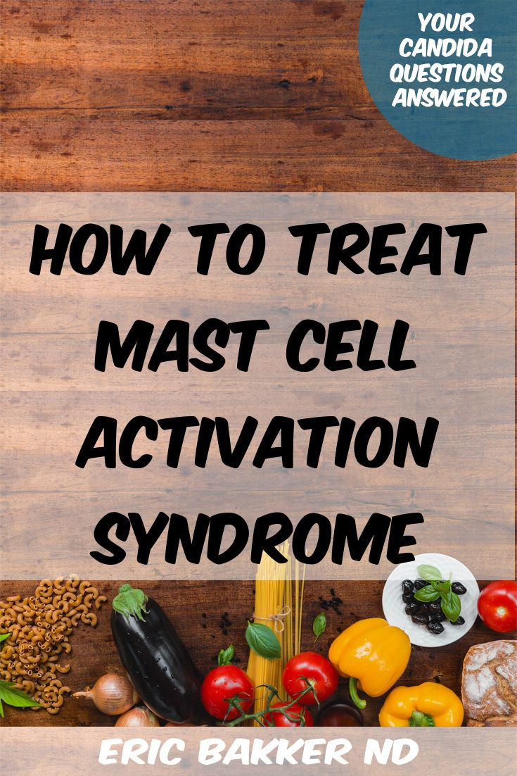 How To Treat Mast Cell Activation Syndrome