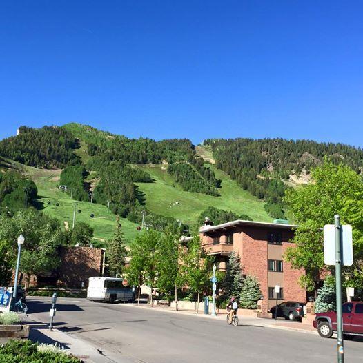 Aspen Mountain Summer