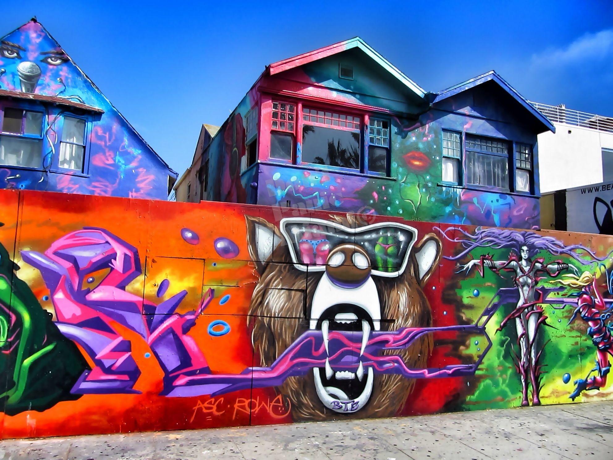 Street Art Venice Beach Streetart Street Art Graffiti Art Amazing Street Art