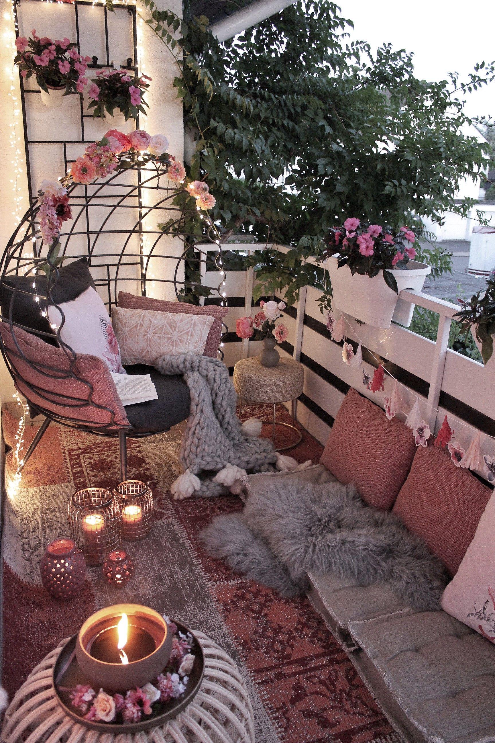 Pin On Balkon Terrasse