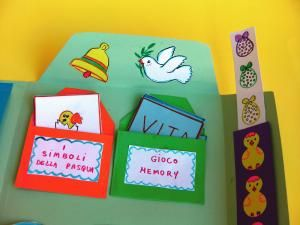 Bambini Pasqua ~ Libro di pasqua lapbook