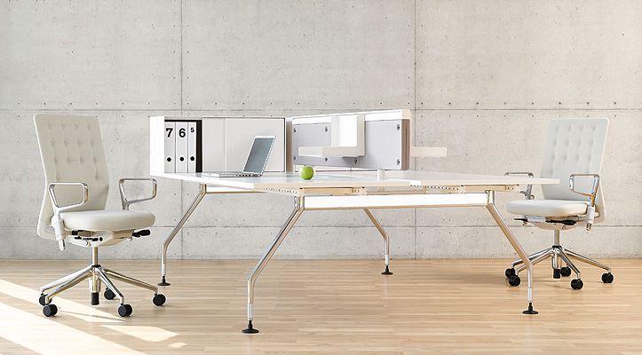 id trim chair ad hoc desking vitra pinterest. Black Bedroom Furniture Sets. Home Design Ideas