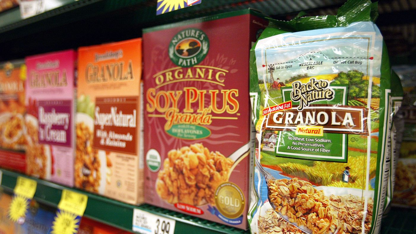 What's 'Natural' Food? The Government Isn't Sure And Wants