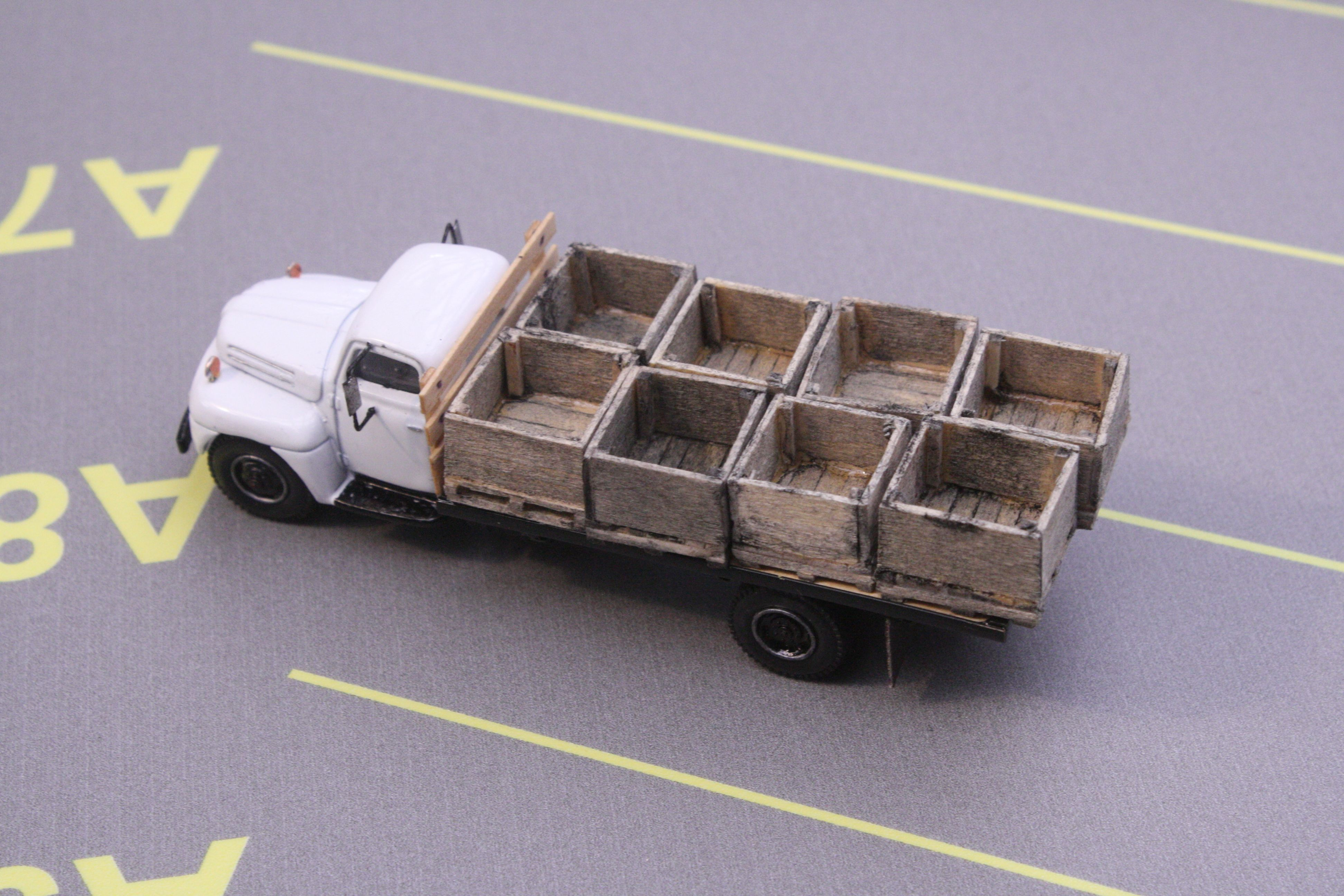 1 64 scale trucks and trailers - 1 64 Apple Truck