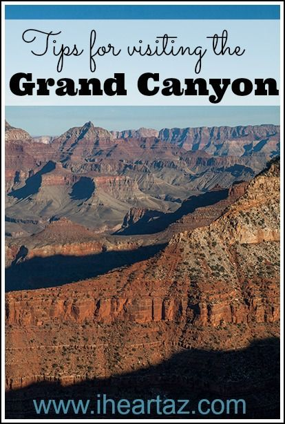Planning a trip to Grand Canyon National Park someday ...