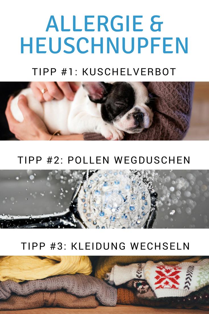 Tipps Gegen Heuschnupfen Allergien Co Heuschnupfen