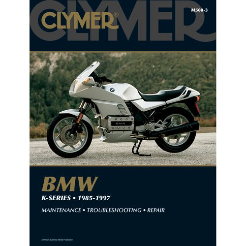 The Complete Bmw Motorcycle Buying Guide Every Model: Clymer BMW K-Series (1985-1997)