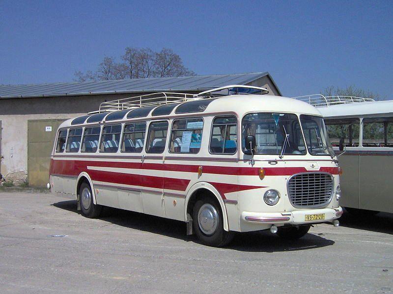 Autobus Škoda 706 RTO lux