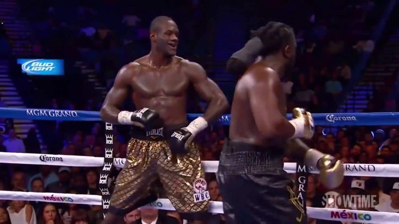 Anthony Joshua vs Deontay Wilder ⁄ Fight Promo HD