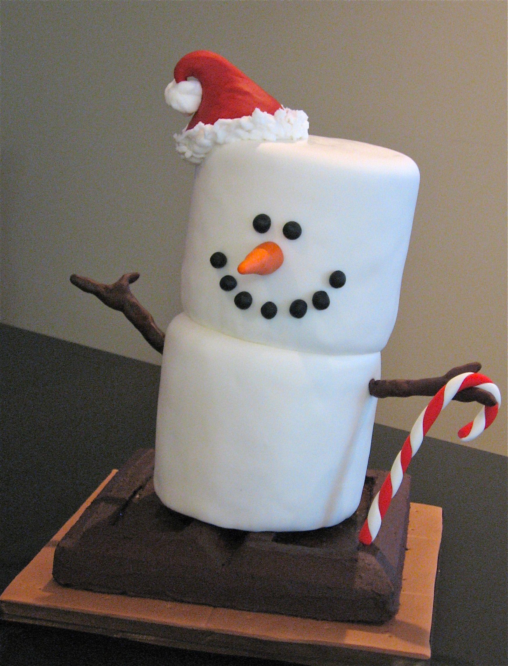 S More Snowman