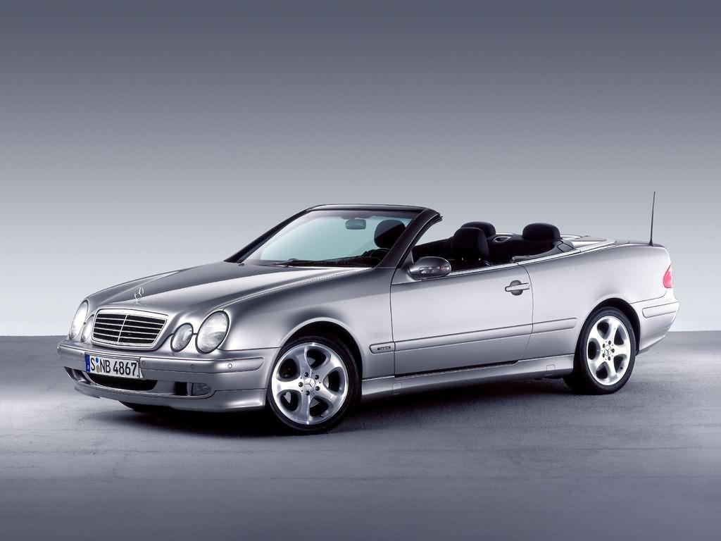 "Mercedes-Benz CLK cabriolet "" Final Edition"" (208 series). Mercedes Benz"