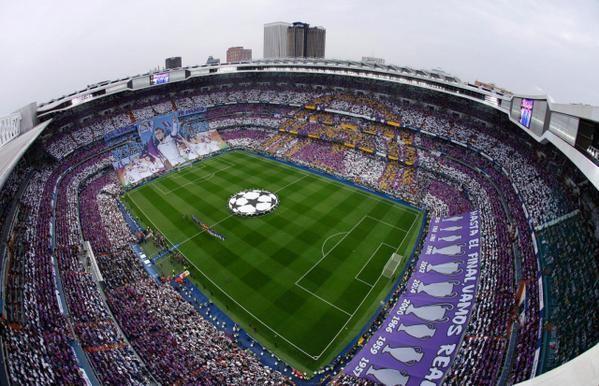 Real Madrid Vs Juventus Semifinal 2014