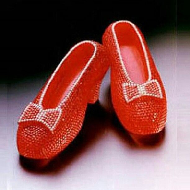 Most Expensive Shoes Harry Winston Ruby Slippers Price Tag 3000000 Shoes That Will Make