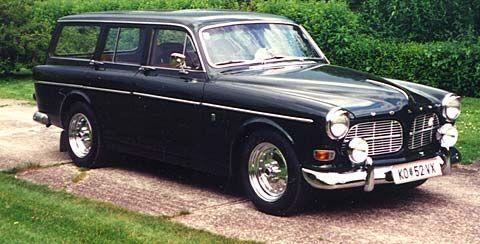 SKANDIX - Car gallery: Volvo 220