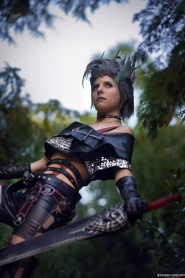 Bring it, punk! by azka-cosplay | Punk, Cosplay, Gothic ...