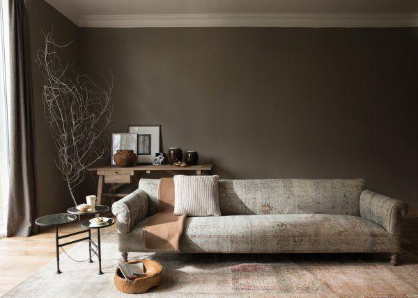 Tollens dévoile ses Collections chez Castorama Castorama, Marie - Peindre Fenetre Bois Interieur