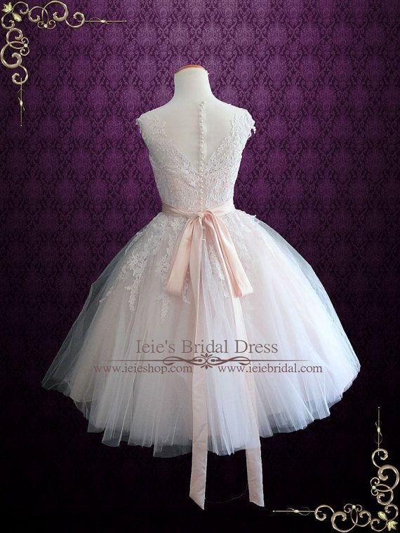 Retro 60'S Wedding Dresses