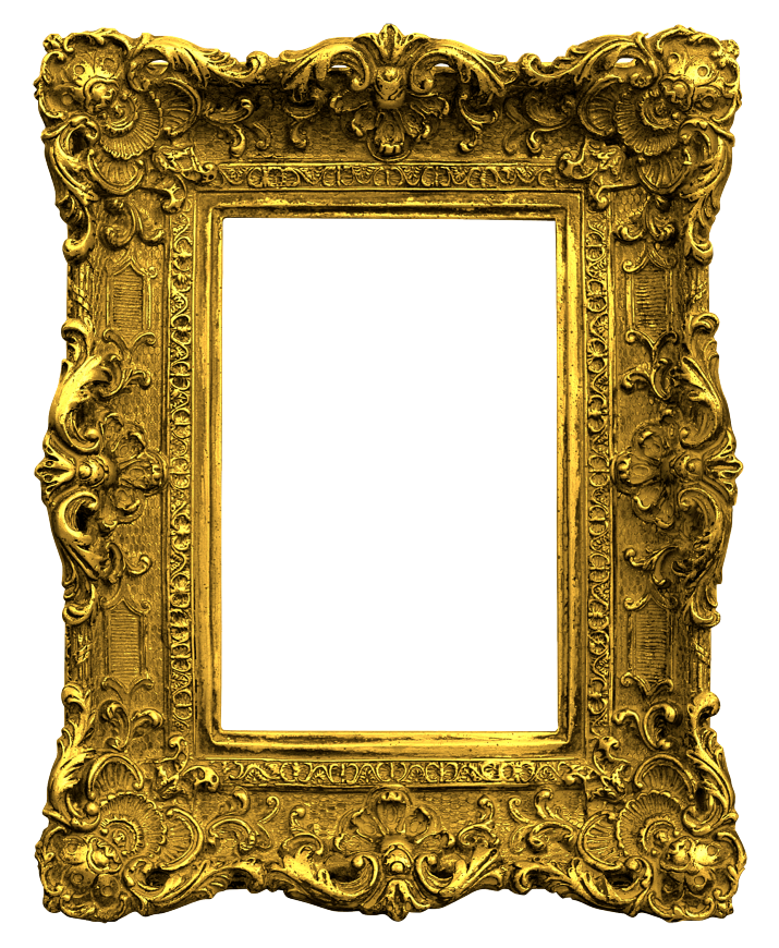 Superior Antique Picture Frames Part - 5: Antique Gold Picture Frames | Antique Gold Frame Png Gold Antique Frame.png