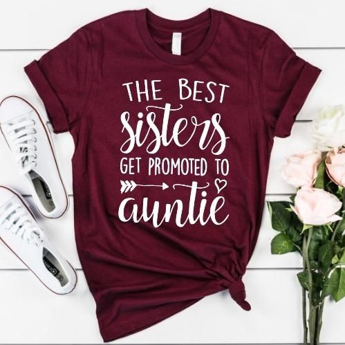 The Best Sisters Get Promoted to Auntie