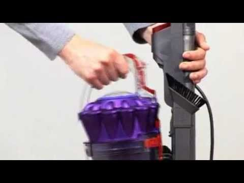 how to wash your dyson dc41, dc43 or dc65 upright vacuum cleaner's