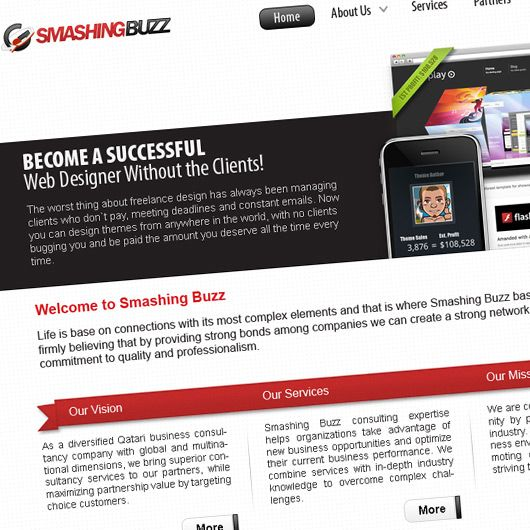Free Professional Website Design Responsive, modern and beautiful ...