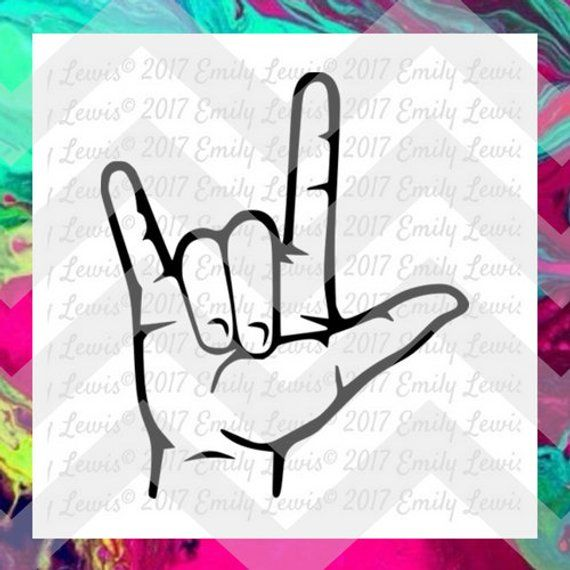 """Download This listing is for a set of """"Hand Sign"""" design files What ..."""
