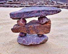 Stones, Stacking, Rock, Balance