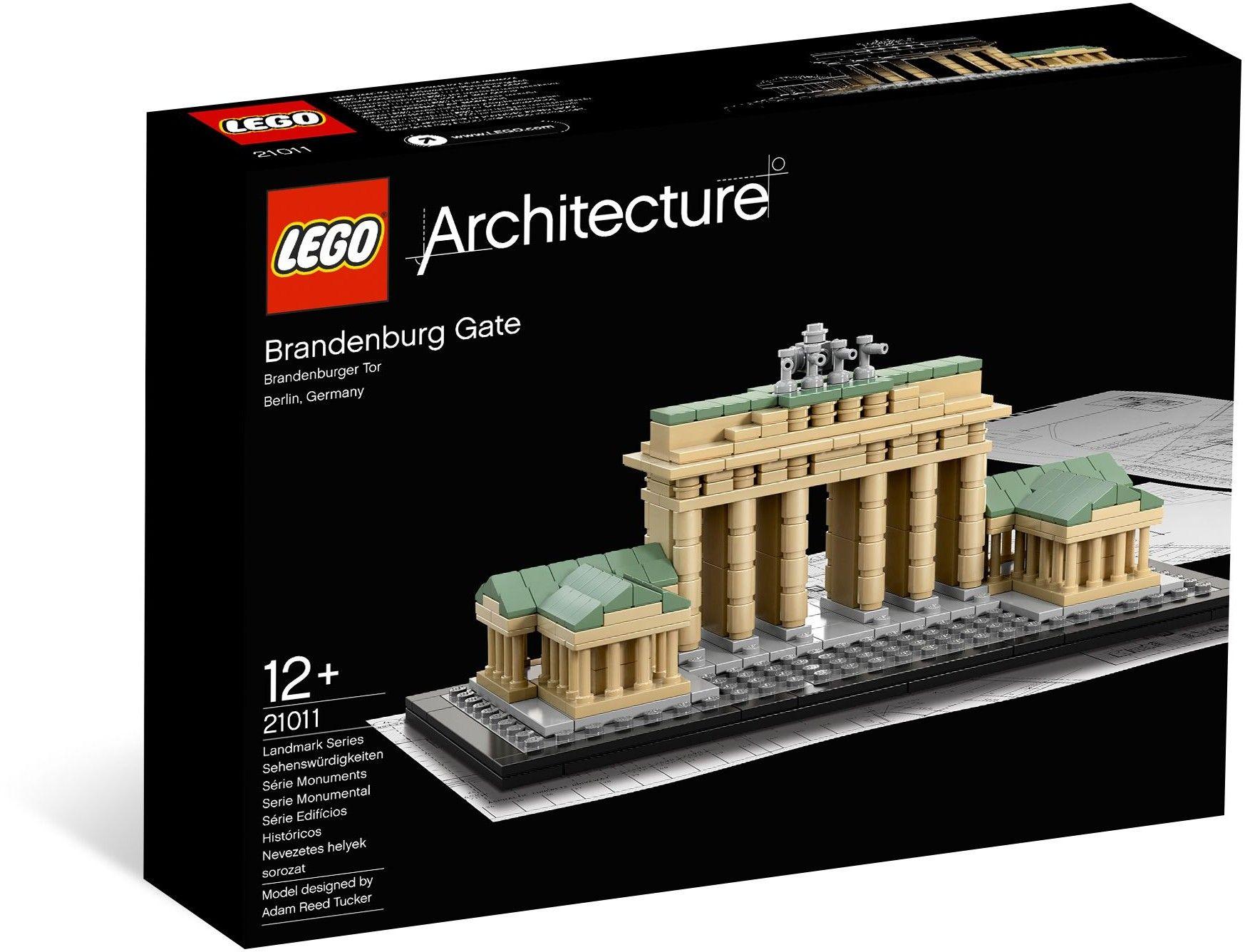 21011 Brandenburg Gate Lego Architecture Brandenburg Gate Brandenburg