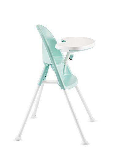 Babybjorn High Chair Light Green With Images Chair Safe Baby