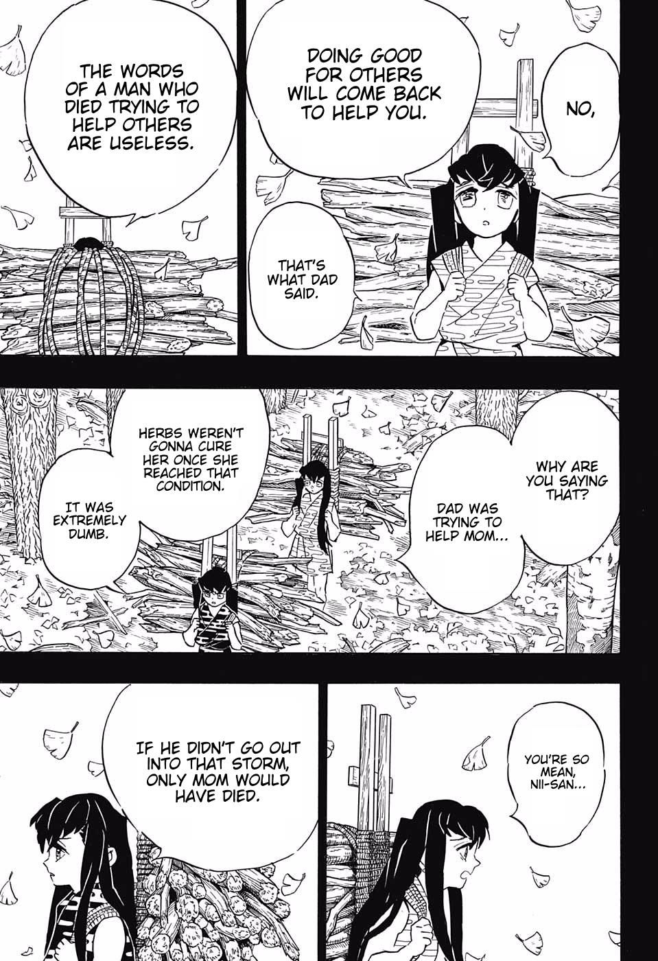 Demon Slayer Kimetsu No Yaiba Chapter 118 In 2020