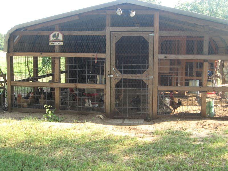 CarPort Coop ? | Chickens backyard, Backyard farming, Coops