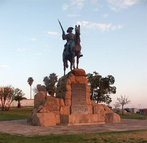 Reiterdenkmal 1