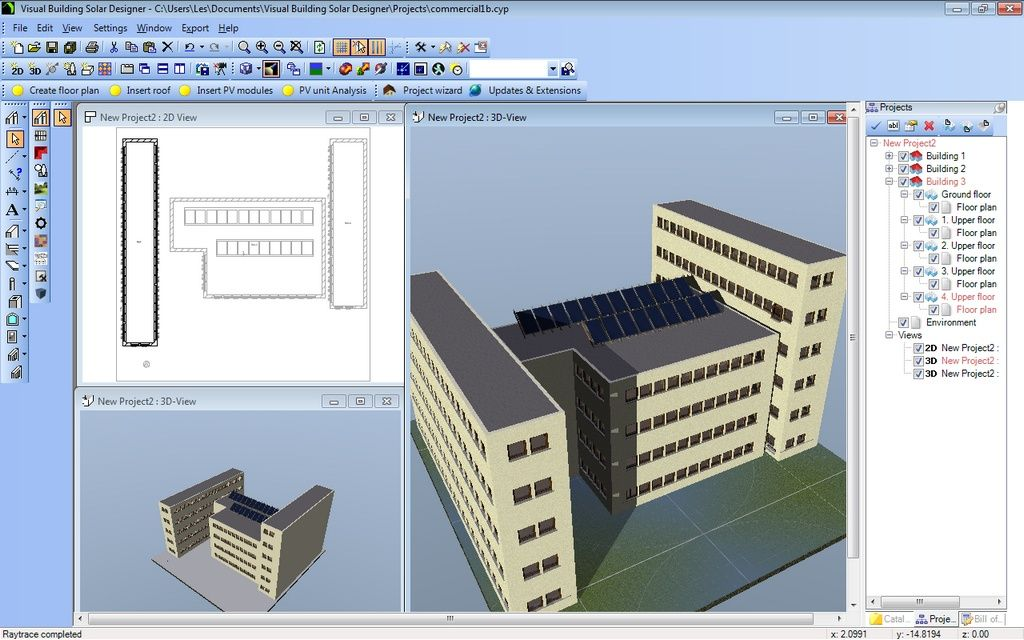 Gallery 2d Design Your Dream House Home Design Software Solar Panel Installation