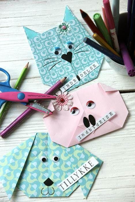 Origami Er Traditionelt Noget For De Meget Fingernemme