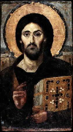 El Pantocrátor de Santa Catalina más popularmente conocido como Pantocrátor del Sinaí es un icono que se encuentra en el Monasterio de Santa Catalina en el Monte Sinaí, (Egipto).