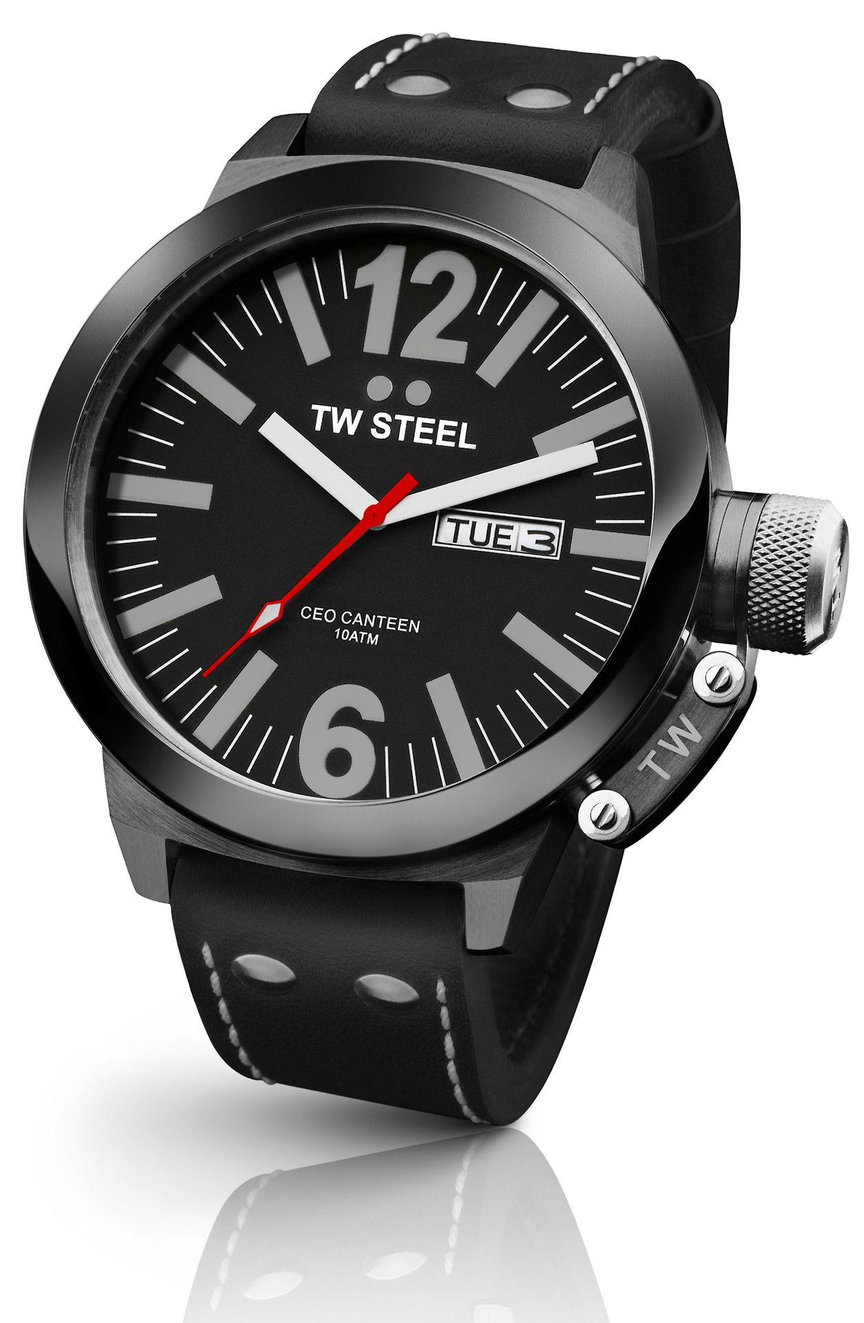 8aab1446c0ba Reloj de pulsera TW Steel CE1031 CEO Canteen