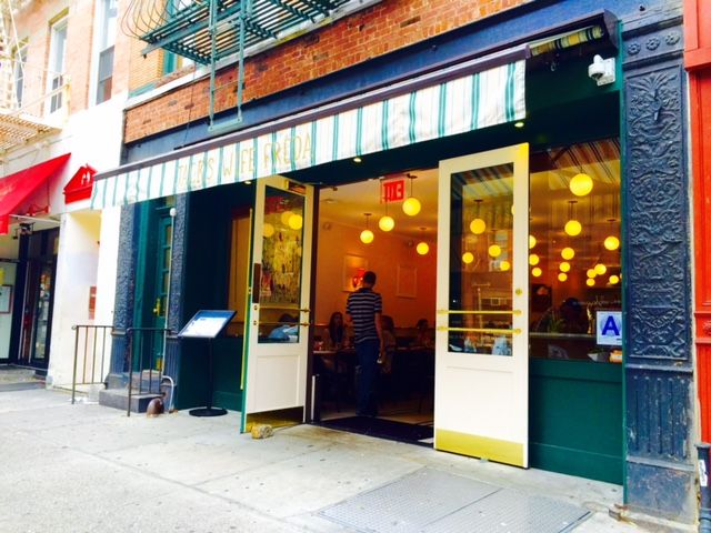 NiteTables Fun In The Summer Guide To Restaurants And Nightlife In NYC:  Week 1