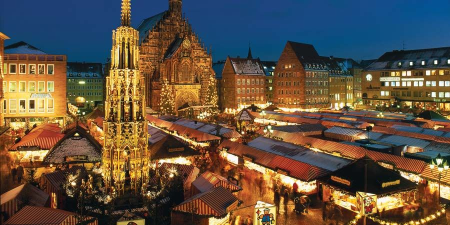 Tour of 3 German Christmas markets: Nuremburg, Regensburg ...