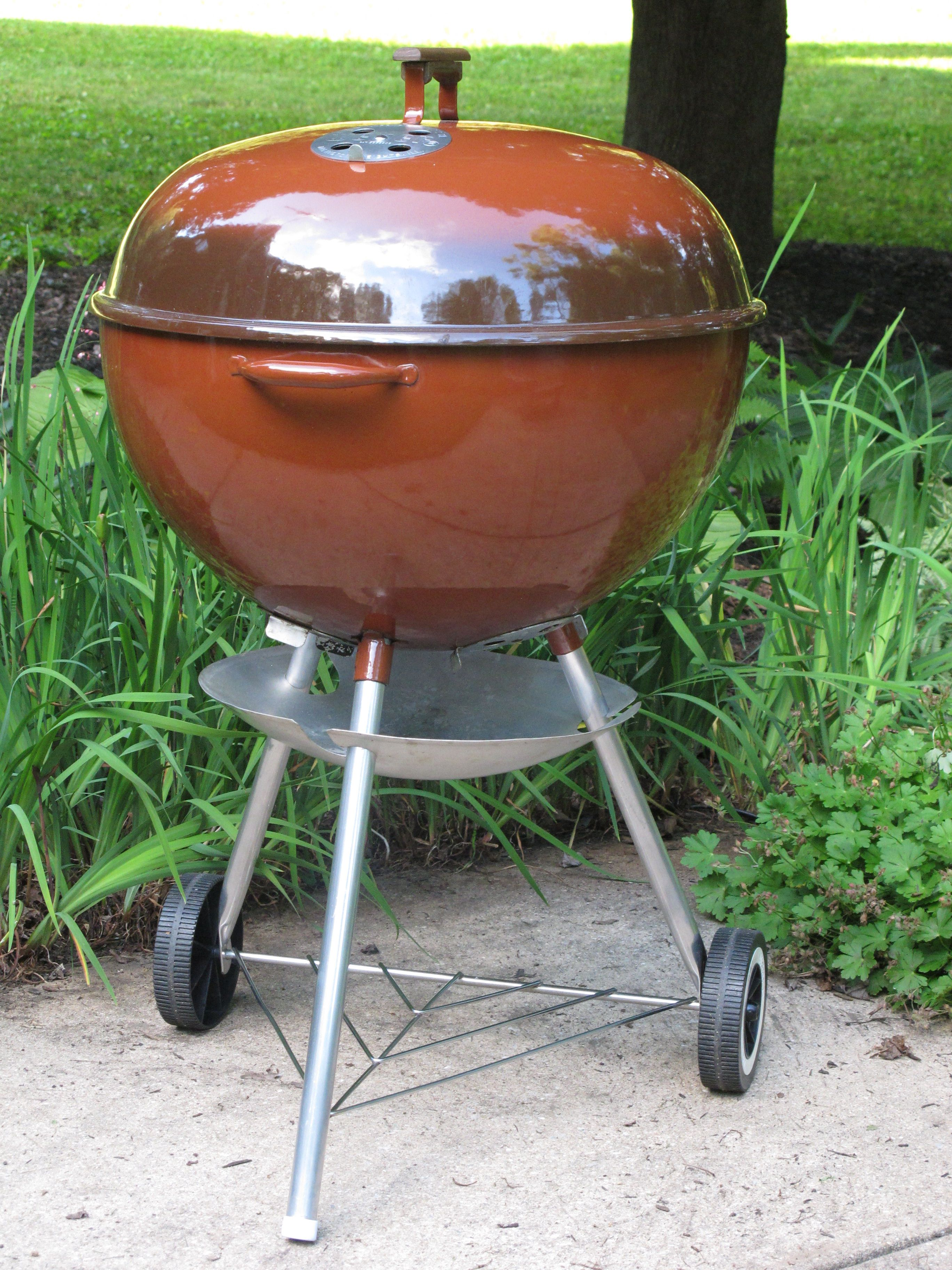 1976 77 22 5 Weber Grill Weber Grill Grilling Charcoal Grill