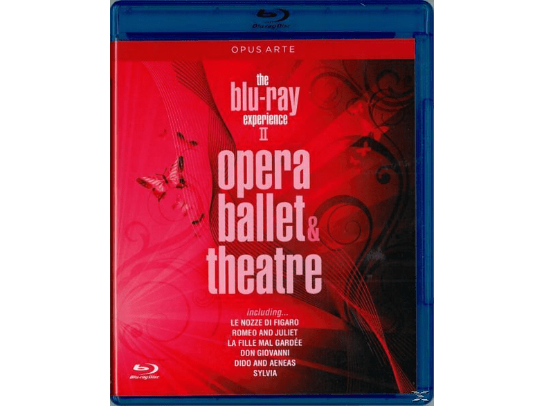 Various - The Blu-ray Experience Ii [blu-ray]