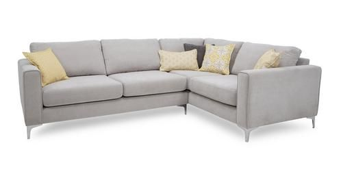 Marissa Left Hand Facing 3 Seater Corner Sofa Marissa Plain Dfs Sofa Corner Sofa Sectional Couch