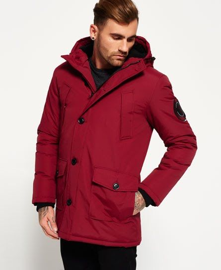 Jacket Parka Superdry Everest Superdry Superdry RedJacketsParkaCoat Jacket RedJacketsParkaCoat Parka Everest ZTkXOiuP